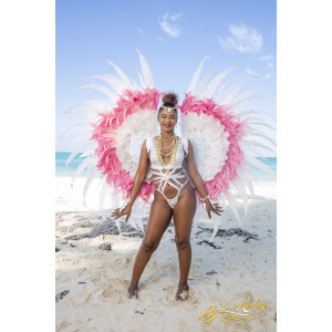 EUPHORIA MADNESS MOTHER OF PEARL FRONTLINE COSTUME