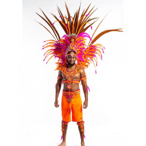 SUNKISSED - KING MALE COSTUME